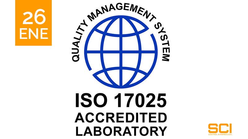 Acreditación ISO 17025