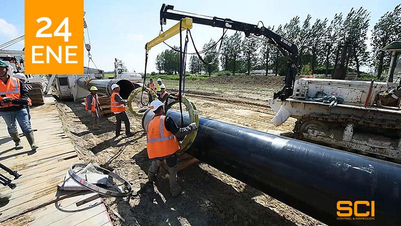 Gasoducto Flandes