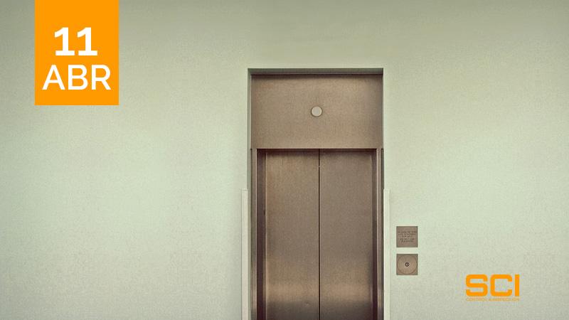 inspección periódica de ascensores