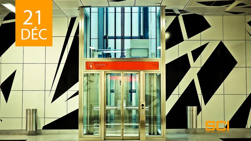 inspeccion reglamentaria ascensores