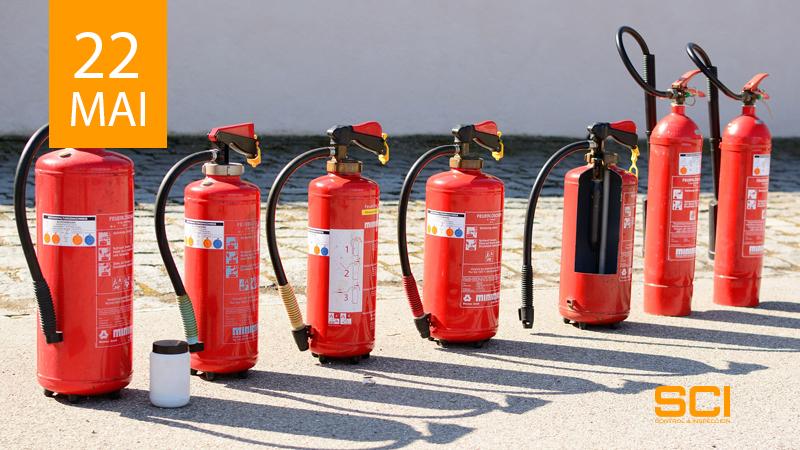 Inspecciones periodicas de instalaciones contra incendios