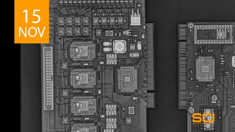 rayos x en circuitos impresos