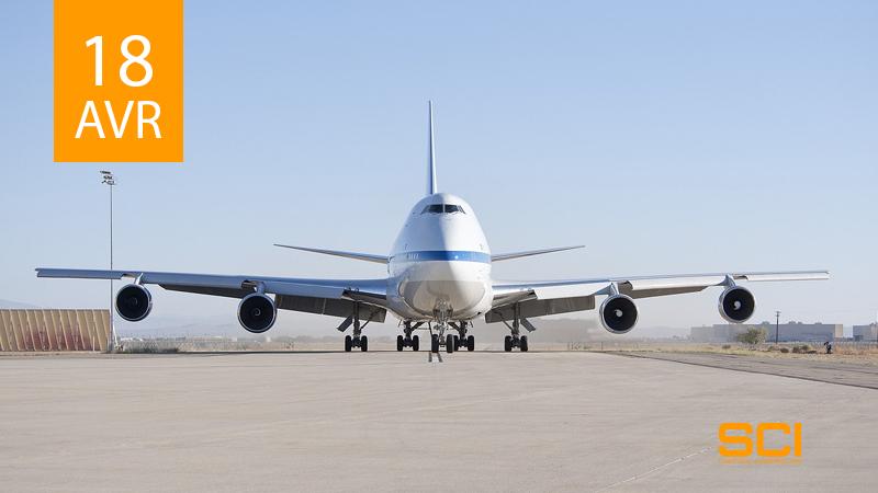Ensayos no Destructivos en el sector aeronáutico