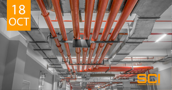 inspección periódica de instalaciones contra incendios