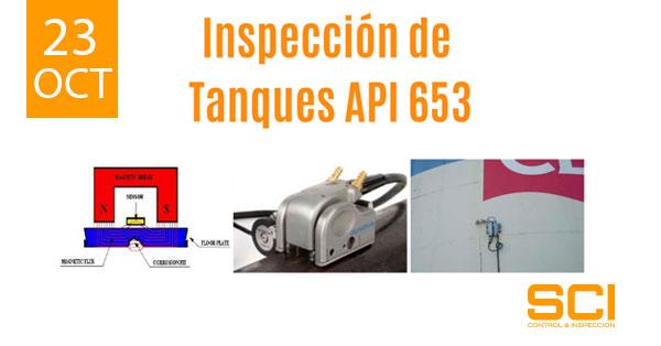 Inspección de Tanques API 653
