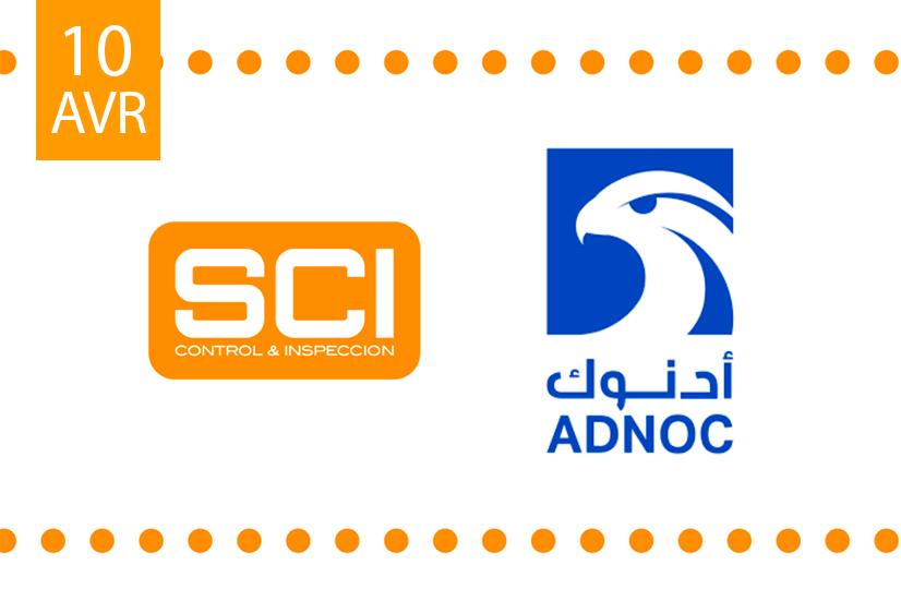 SCI a obtenu la pré-qualification pour ADNOC