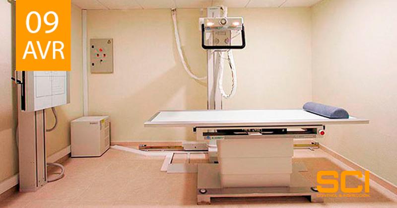 Descubra cada uno de los servicios a Instalaciones de Rayos X con fines de Diagnóstico Médico que ofrece nuestra UTPR.