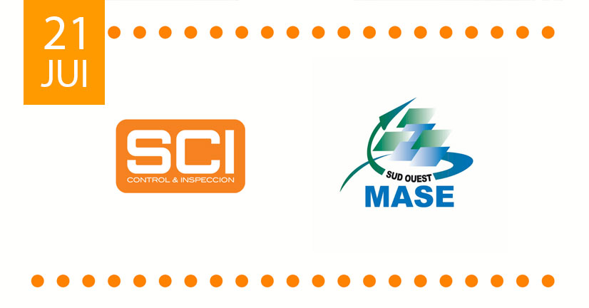 Certificat emis par MASE/UIC