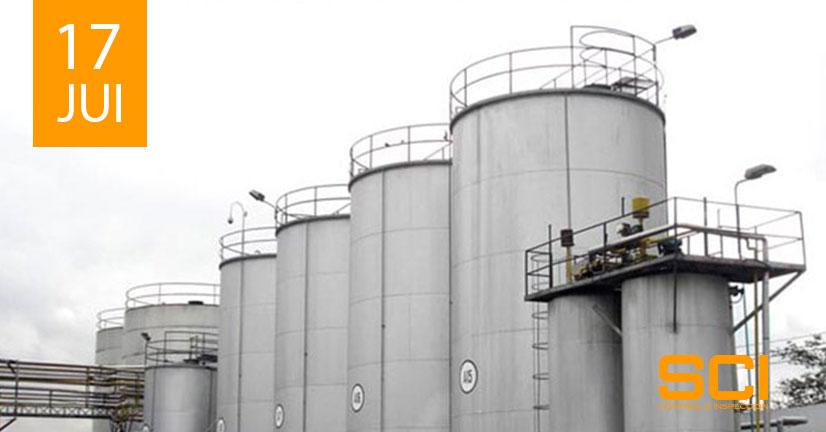 contrôles spéciaux appliqués aux grands réservoirs de stockage