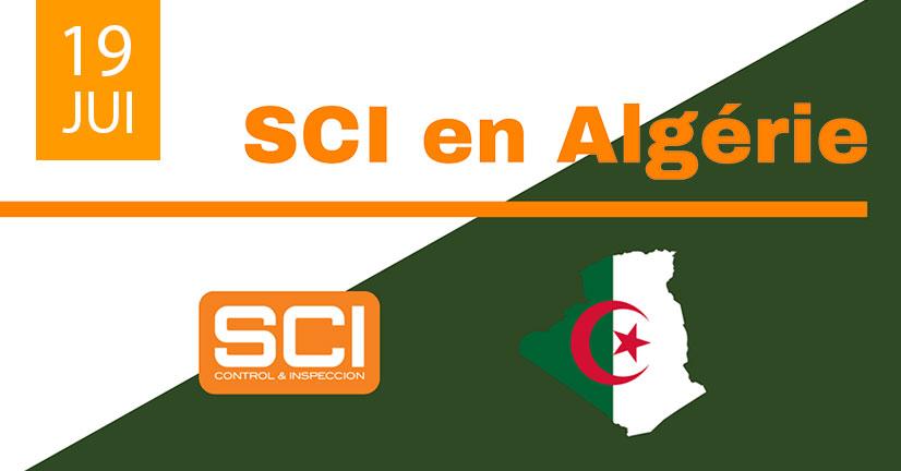 SCI en Algérie